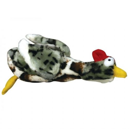 Chubleez Quackers Grey Toy